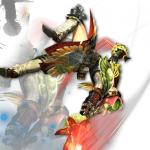 「エリアル」×「双剣」スタイルは手数がハンパない!おすすめの立ち回り攻略【モンハンクロス】