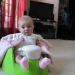 乳児期のベビーチェアーはバンボよりもプリンスライオンハートのべべポッドがおすすめ!