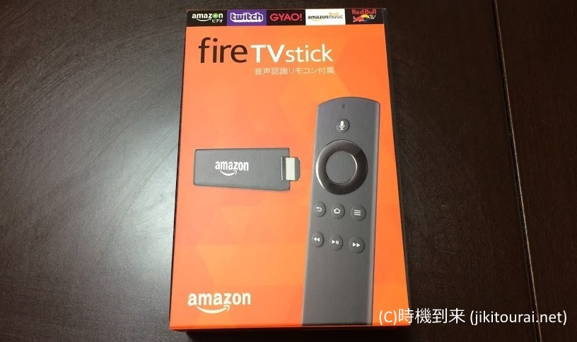 Fire TV Stickイメージ