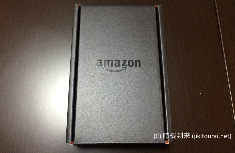 Fire TV Stick箱外観