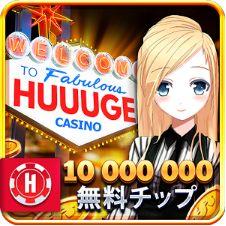オンラインスロット&カジノ~Huuuge Casino