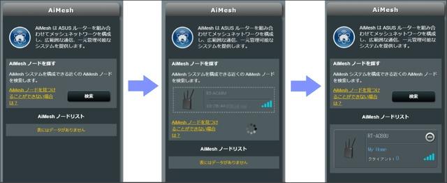 ASUS RT-AC68U AiMesh