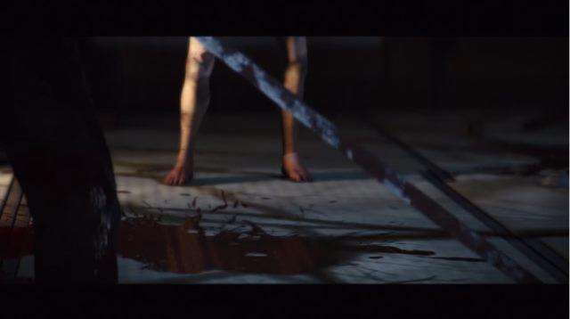 DbD「Fisrt Cut」映像スクリーンショット