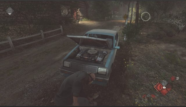 Friday the 13th: The Gameプレイ画像