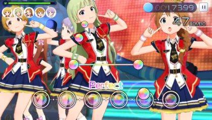 アイドルマスター ミリオンライブ! シアターデイズ プレイ画像