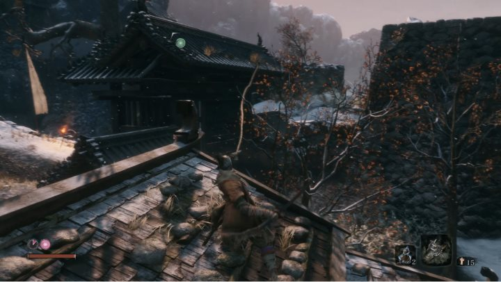 SEKIRO: SHADOWS DIE TWICE フィールド