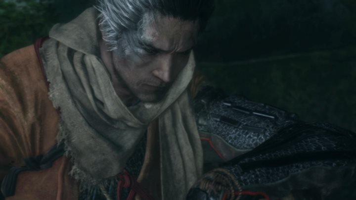 SEKIRO: SHADOWS DIE TWICE 狼