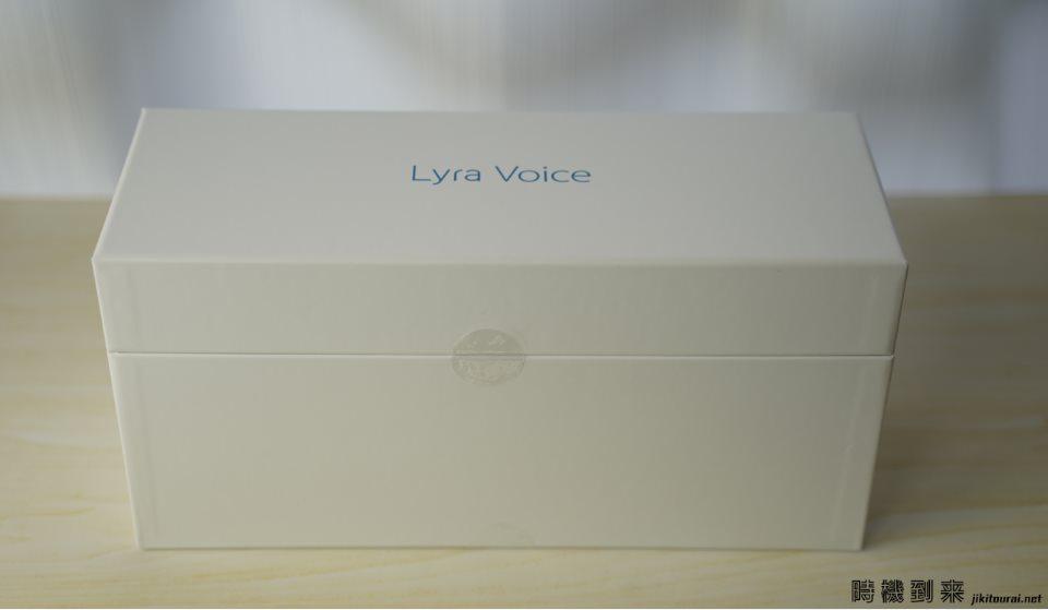 ASUS Lyra Voice 内箱写真
