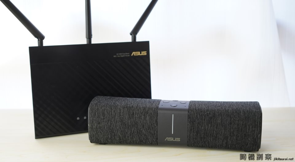 ASUS Lyra Voice&ルーター