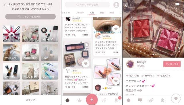 LIPS 画面イメージ