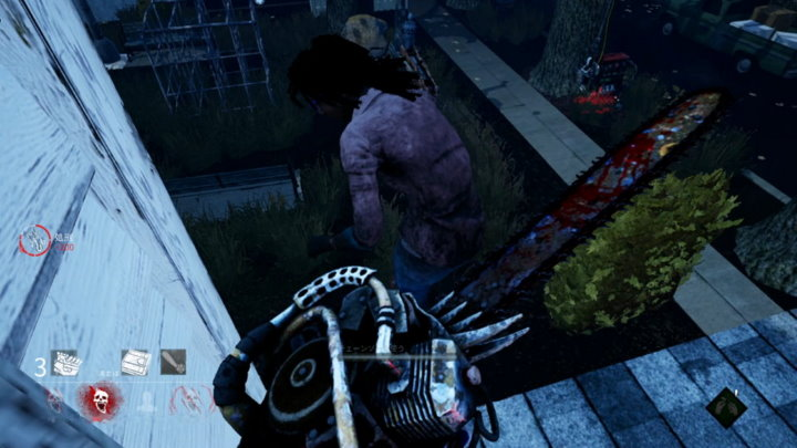 Dead by Daylight Switch版キラー画面